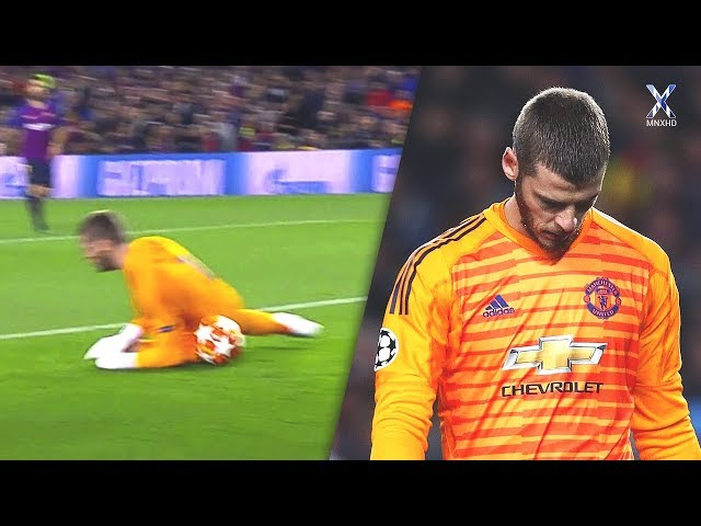 Worst Goalkeeper Mistakes 2019
