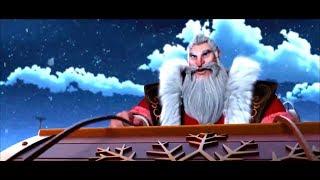 Эллиот самый маленький олень Санты русский трейлер семейный мультфильм мультфильмы 2018