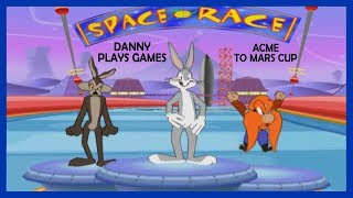 [PS2] Looney Tunes Space Race - Acme To Mars Cup