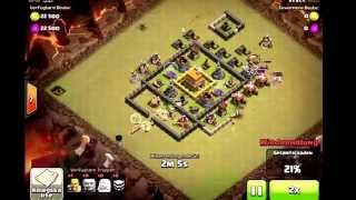 Let's Play Clash of Clans #6 [Clan kriege]