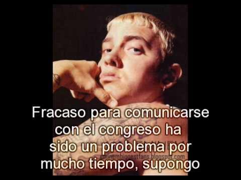 Eminem  Stimulate Subtitulada