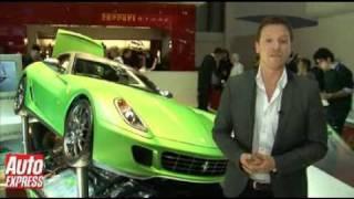 Ferrari 599 GTB HY-KERS Concept 2010 Videos