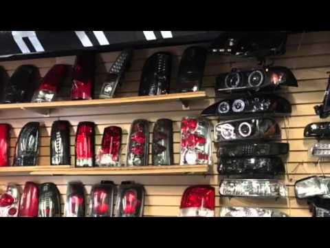 Car Accessories for sale Chula Vista - 619-585-1114 - YouTube