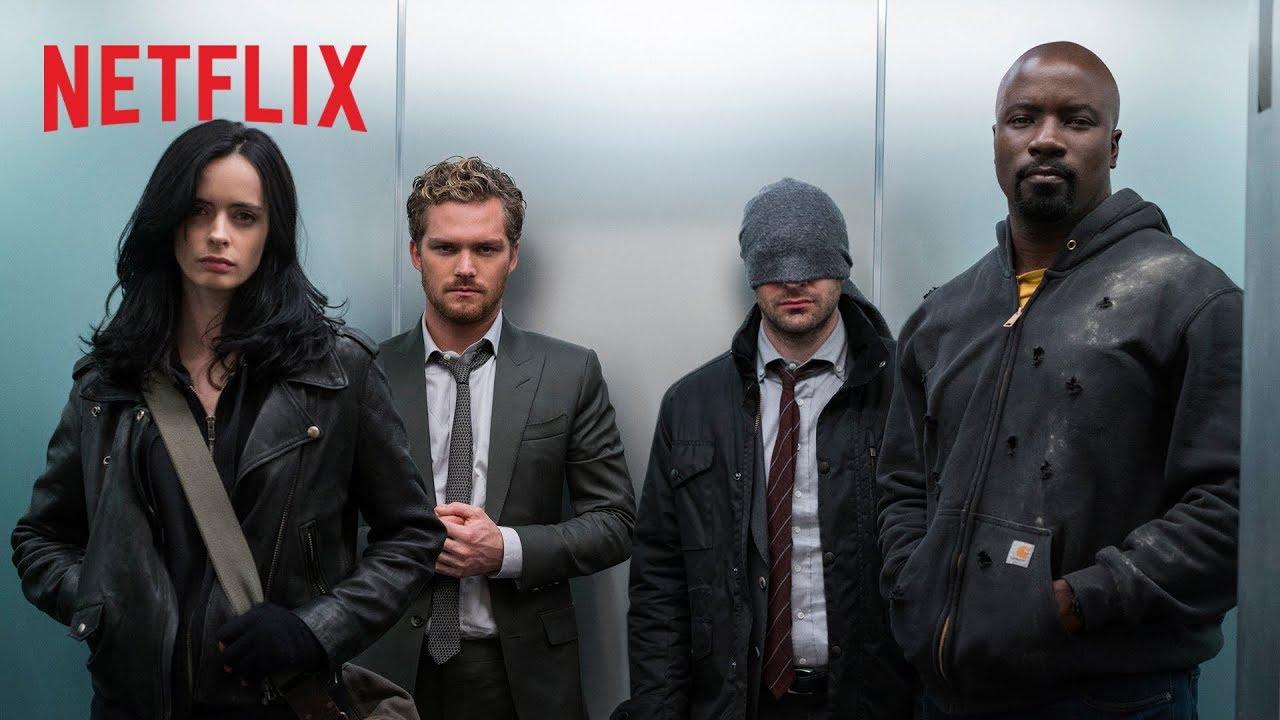 Download Marvel's The Defenders   Les Coulisses   Netflix France