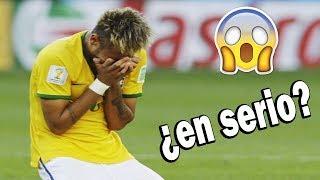 este jugador falló el gol mas facil del mundo del futbol