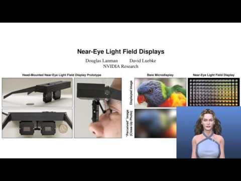 Nvidia Near-Eye Light Field Displays - Prototyp eines Oculus Rift-Konkurrenten vorgeführt