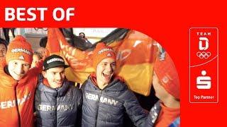 Unsere Highlights aus PyeongChang 2018 | Team Deutschland