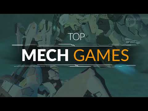 Top PC Mech Games On Steam - Games Recommended By Fanatical