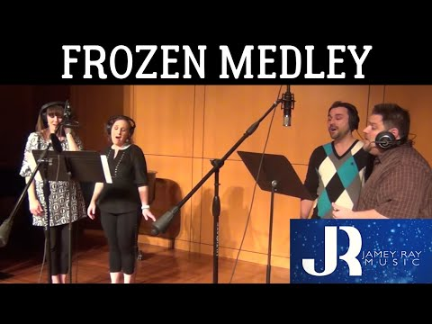 Disney Frozen Medley (A Cappella)