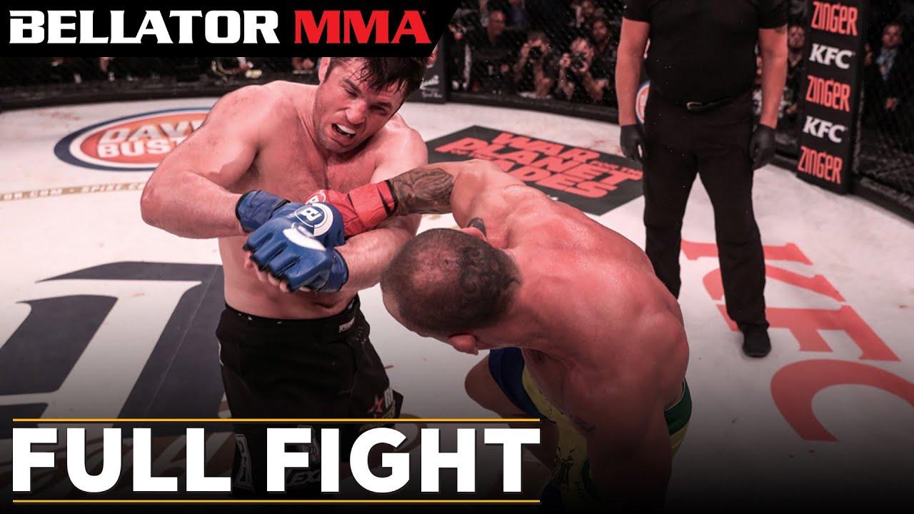 Download Full Fight | Chael Sonnen vs Wanderlei Silva | Bellator 180