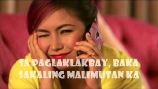 SeenZoned - Yeng Constantino With Lyrics