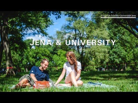 Jena & University:  Highlights and Festivities