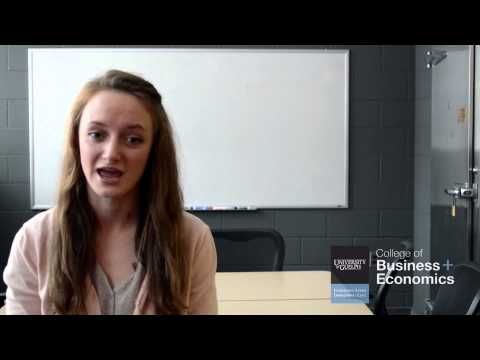 Business Career Centre: Madeline's experience