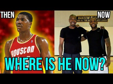 Where Are They Now? HAKEEM OLAJUWON