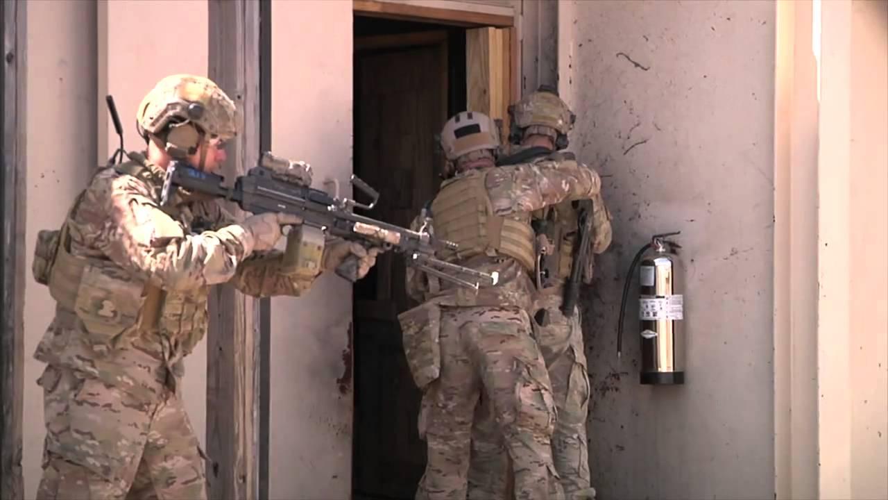 75th Ranger Regiment training - YouTube  75th Ranger Reg...
