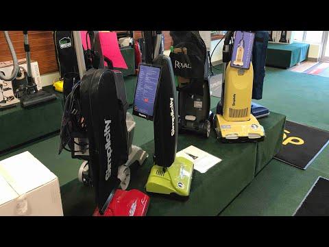 Vacuum Store Visit And Demo