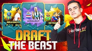 FIFA 16 : DRAFT THE BEST #1 - PECHVOGEL !! [TEIL 1/?]