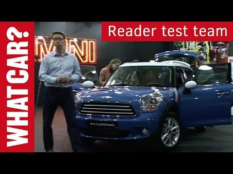 Mini Countryman customer reviews - What Car?