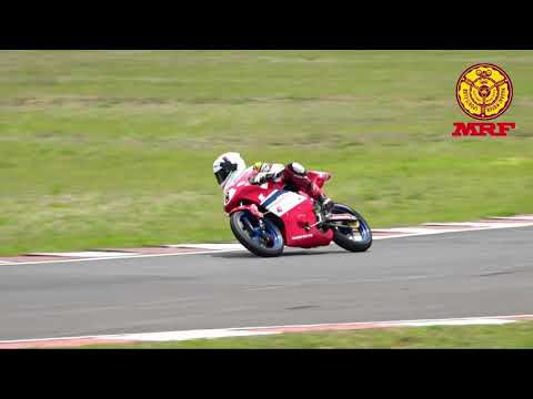 MRF MMSC fmsci Indian National Motorcycle Racing Championship 2017   Round 2   SS Indian upto 165CC