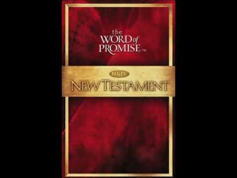 Gospel of Luke NKJV Audio Bible Mp3