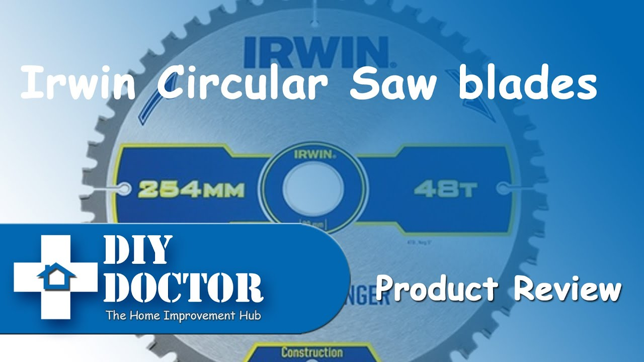 Irwin professional wood circular saw blade youtube irwin professional wood circular saw blade greentooth Image collections