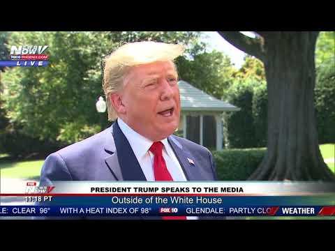 SURPRISE: President Trump