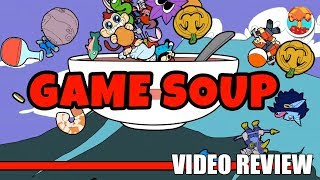 Review: Game Soup (Steam) - Defunct Games