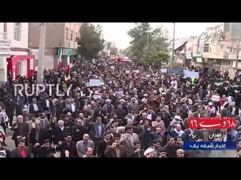 Iran: Thousands rally as Revolutionary Guards declare end to unrest