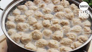 Resep Cara Membuat Bakso Ayam Enak
