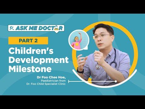 Children's Development Milestone Part 2 | Ask Me Doctor Season 2