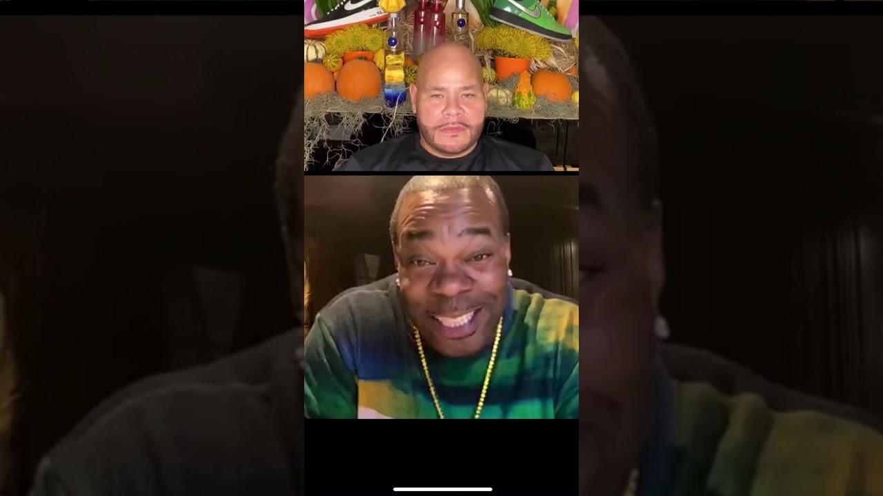 Busta Rhymes checks Fat Joe on canceling Ice Cube #bustarhymes #icecube #podcast