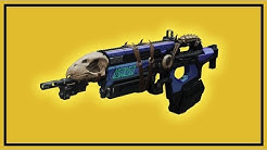 Destiny 2: How to Get Bad Juju - Exotic Pulse Rifle (The Tribute Hall & Moments of Triumph)