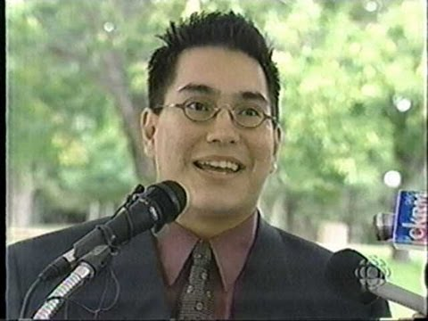 Brendan Cross's First Nations Party now official in Sask. CBC 2000