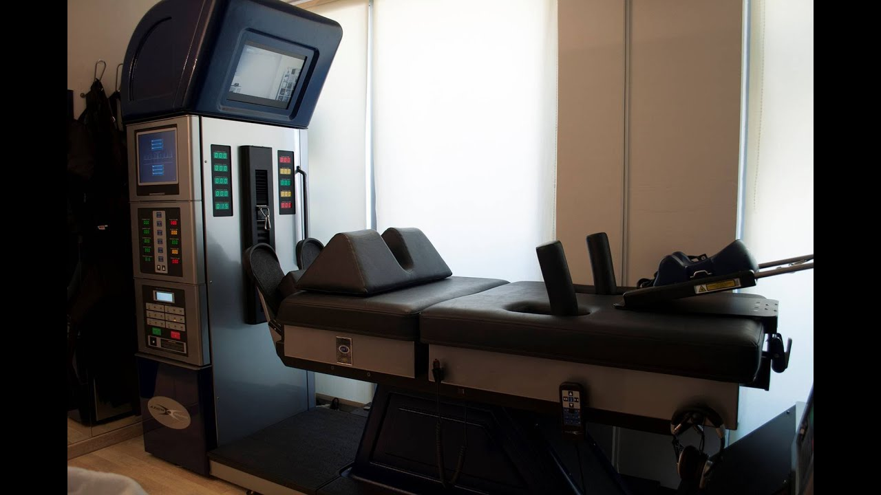 Drx 9000 Spinal Decompression Table Explained Surgery