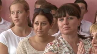 В гимназии №1приветствовали новый состав Роснефть-класса