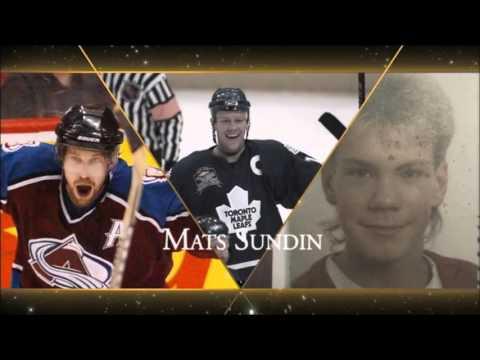 Best of Peter Forsberg, Mats Sundin & Nicklas Lidström NEW in HD