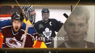 Best of Peter Forsberg, Mats Sundin & Nicklas Lidström NEW in HD
