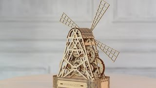 MILL by WOODEN.CITY