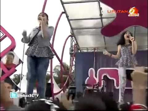 Blink - Ini Cinta ( New ) Live at InboX @AyuZochraNew