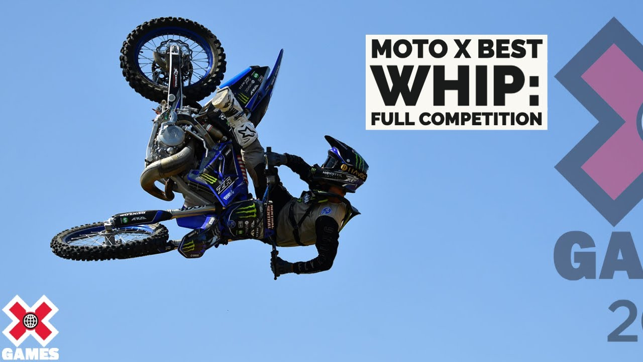 Download Moto X Best Whip: FULL COMPETITION   X Games 2021
