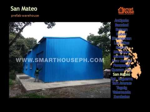 Prefab and Modular Warehouse and Structures - Manila Luzon Mindanao Davao Cebu Philippines