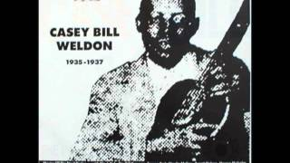 Casey Bill Weldon - I