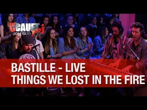 Download Bastille - Things We Lost In The Fire - Live - C'Cauet sur NRJ
