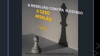 REBELIÃO CONTRA O ESTADO