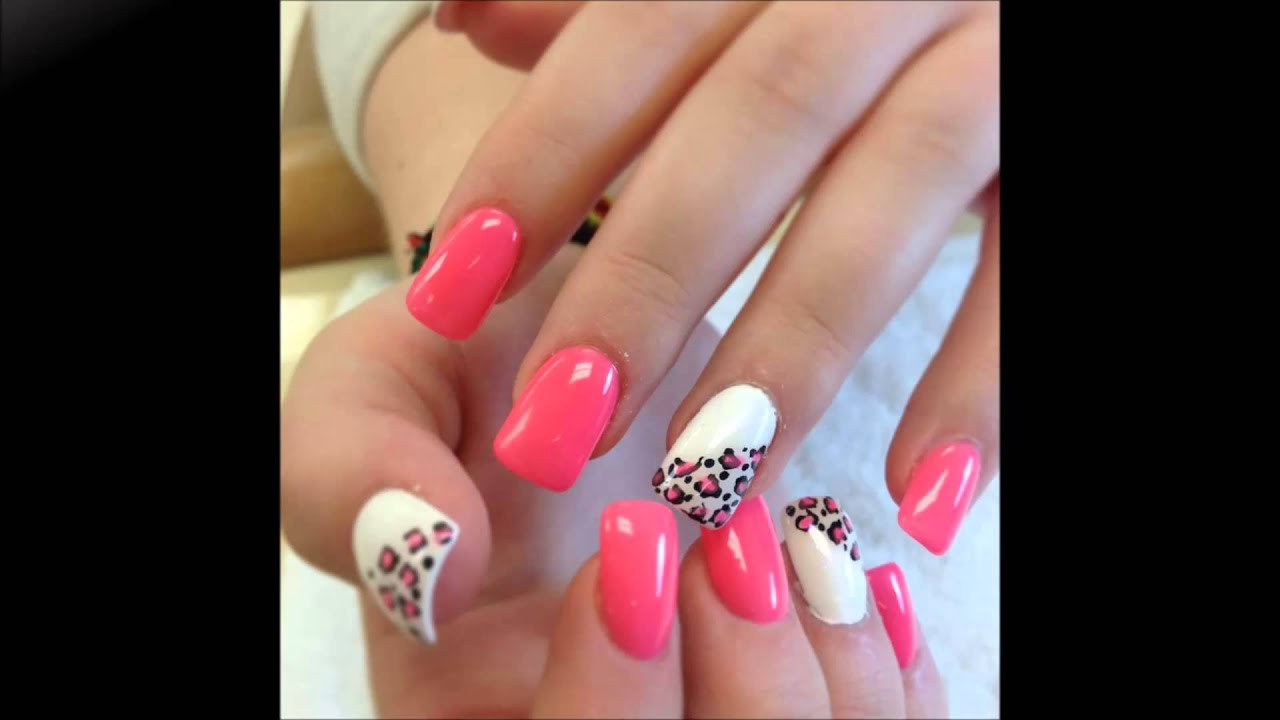 best nails design trends 2015 - YouTube
