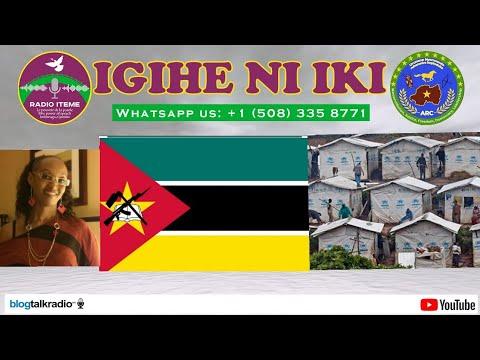 TABITHA GWIZA i MOZAMBIQUE: IBIBAZO BY'ABANA B'IMPUNZI NTIBIGOMBERA GUFATA LETA