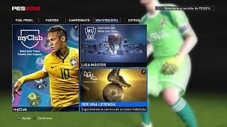 Crear la Copa América Centenario 2016   PES 2016
