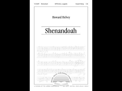 Shenandoah - Howard Helvey