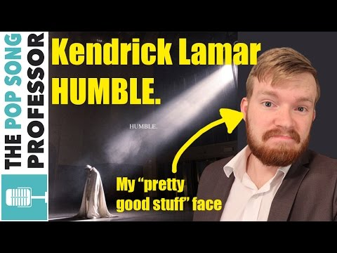 Kendrick Lamar - HUMBLE.  is a diss track | Song Lyrics and Music Video Meaning Explanation