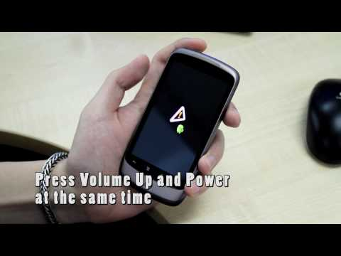 How To Flash Android 2.2 Froyo Onto Nexus One (Link For FRF50, FRF72, And FRF83 Provided)